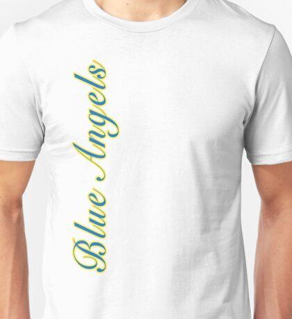 United States Navy Blue Angels Unisex T-Shirt