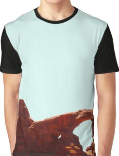The Big Red Arch Graphic T-Shirt