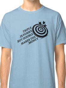 Darts Shirt Design Classic T-Shirt