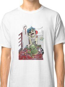 Gorillaz 2-D Classic T-Shirt