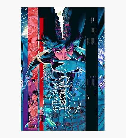 Ghost In The Shell Photographic Print
