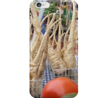 Alien sprouts iPhone Case/Skin