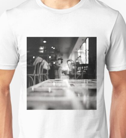 Restricted View Unisex T-Shirt