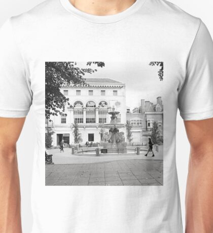 Fountain of Knowledge Unisex T-Shirt