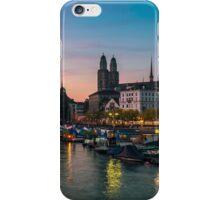 ZÜRICH 05 iPhone Case/Skin