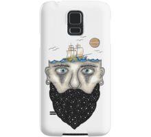 Sailor Beard Samsung Galaxy Case/Skin