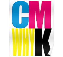 CM-WHY-K Poster