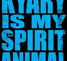 Kyary is my Spirit Animal (BLUE) by Penelope Barbalios