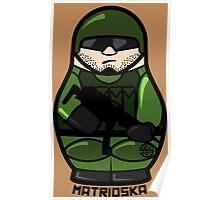Matrioska soldier Poster