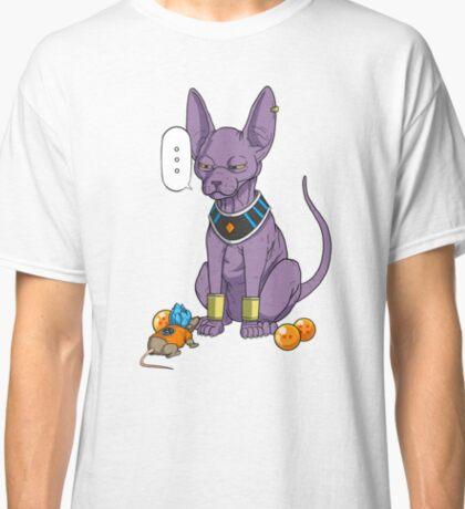 Beerus Dragonball super T-shirt Classic T-Shirt
