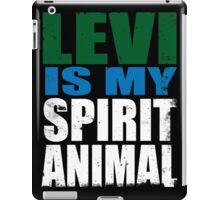 Levi is my Spirit Animal iPad Case/Skin