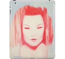 BJORK Portrait iPad Case/Skin