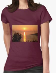 Orange Sunset - Nature Photography T-Shirt