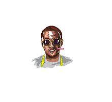 Mac Miller by Zack Kalimero