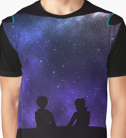 gay boys watch stars Graphic T-Shirt