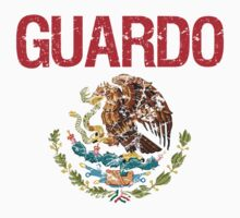Guardo Surname Mexican T-Shirt