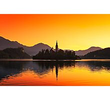 BLED 01 Photographic Print