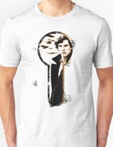 Sher-LOCK-ed Unisex T-Shirt
