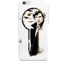 Sher-LOCK-ed iPhone Case/Skin