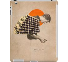 Wait For Me iPad Case/Skin