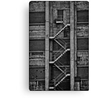 TOMBSTONE STAIRWAY Canvas Print