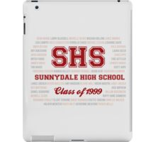 Sunnydale High School: Class of 1999 iPad Case/Skin