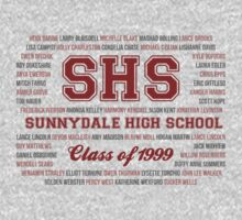Sunnydale High School: Class of 1999 by talkpiece