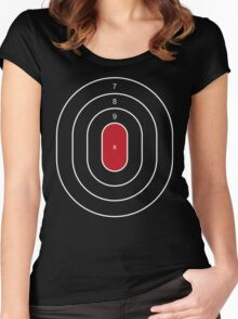 Target Women's Fitted Scoop T-Shirt