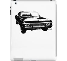 "Impala - ""Baby"" iPad Case/Skin"