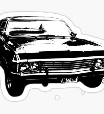 "Impala - ""Baby"" Sticker"