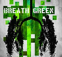 Breath Green by DVerissimo