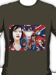 ENGLAND ROCKS AGAIN T-Shirt