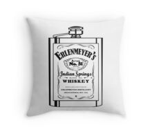 Purity Controlled Since 1947... Throw Pillow
