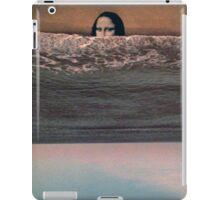 Collage: Mona Lisa Sea. iPad Case/Skin