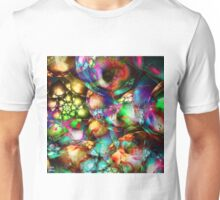 The abstract materialism is the spiritualism abstracted from the material Unisex T-Shirt