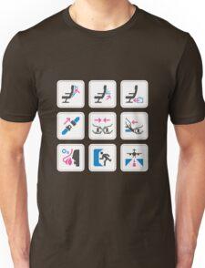 Safety Card Unisex T-Shirt