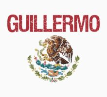 Guillermo Surname Mexican by surnames