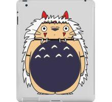 Totonoke san iPad Case/Skin