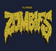 Flatbush Zombies Logo Kids Tee