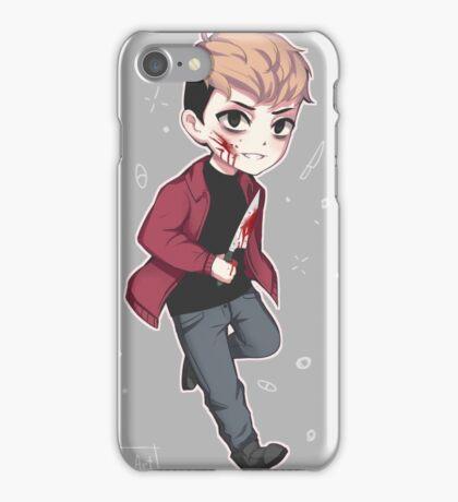 Sangwoo - Killing Stalking iPhone Case/Skin
