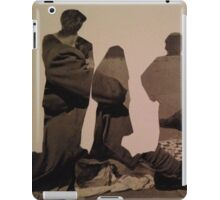 Accidental Dali Collage. iPad Case/Skin