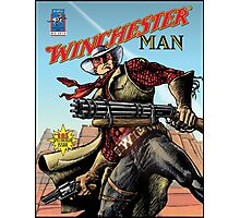 Winchester Man Photographic Print