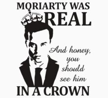Moriarty Was Real Kids Clothes