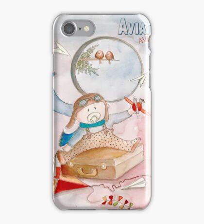 Aviator iPhone Case/Skin