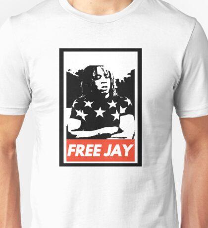 Free lil jay Unisex T-Shirt