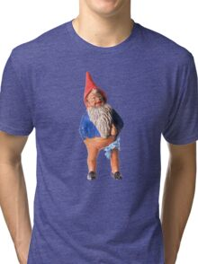 Franky the Gnome Tri-blend T-Shirt