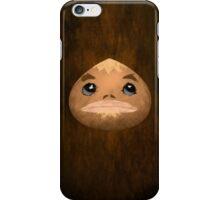 Goron Mask Paint iPhone Case/Skin