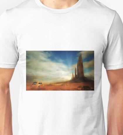 Desert Road Unisex T-Shirt