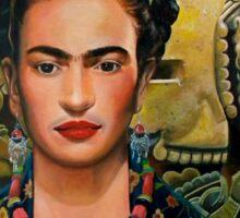 Frida Coyolxauhqui Sticker