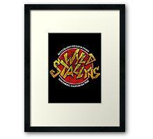 Wyld Stallyns Framed Print
